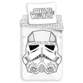 Jerry Fabrics ložní povlečení - Star Wars White