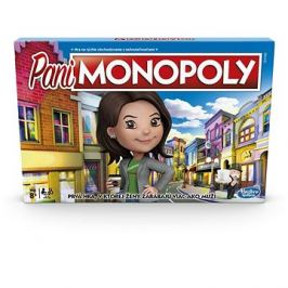 Paní Monopoly SK