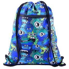Vak na záda CoolPack Vert Wiggly eyes blue