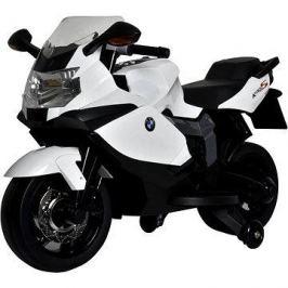 Elektrická motorka BMW K1300 bílá