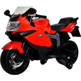 Elektrická motorka BMW K1300 červená