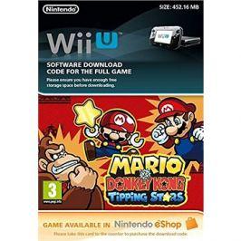 Mario vs Donkey Kong: Tipping Stars - Nintendo Wii U Digital