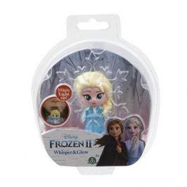 Frozen 2: svítící mini panenka - Elsa Travellling