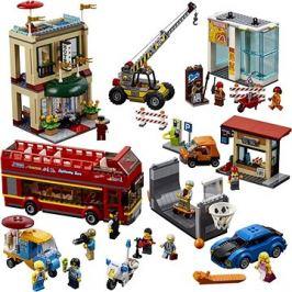 LEGO City Town 60200 Hlavní město