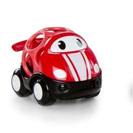 Oball autíčko závodní Jack červené 18m+