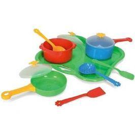 Wader - Tác s nádobím