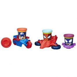 Play-Doh - Kelímky ve tvaru hrdinů