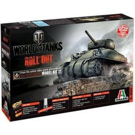 Italeri World of Tanks 36503 – M4 Sherman
