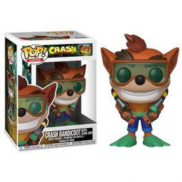 Funko POP Games: Crash Bandicoot- Crash w/ Scuba