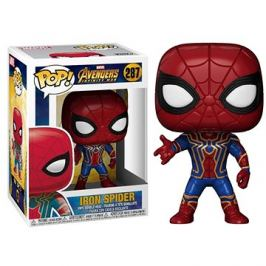 Funko Pop Marvel: Infinity War - Iron Spider