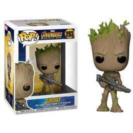 Funko Pop Marvel: Infinity War - Groot w/Blaster
