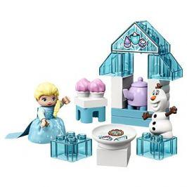 LEGO DUPLO Princess TM 10920 Čajový dýchánek Elsy a Olafa