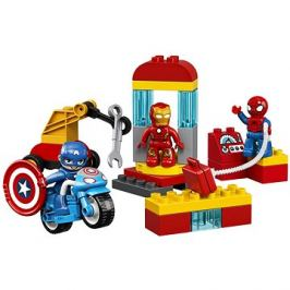 LEGO DUPLO Super Heroes 10921 Laboratoř superhrdinů