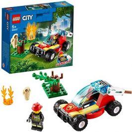 LEGO City Fire 60247 Lesní požár