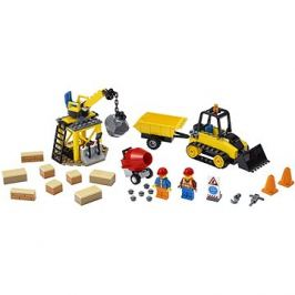 LEGO City Great Vehicles 60252 Buldozer na staveništi