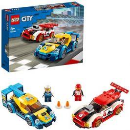 LEGO City Nitro Wheels 60256 Závodní auta