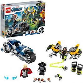 LEGO Super Heroes 76142 Avengers: Zběsilý útok na motorce