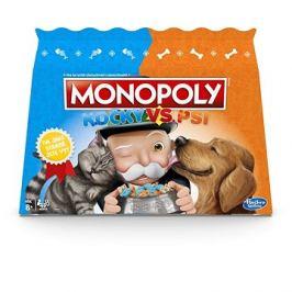 Monopoly Kočky vs Psi