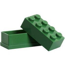 LEGO Mini box 46 x 92 x 43 mm - tmavě zelený