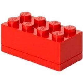LEGO Mini box 46 x 92 x 43 mm - červený
