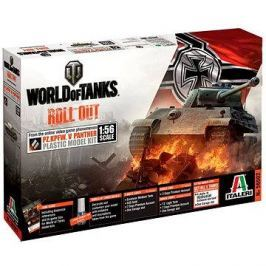 Italeri World of Tanks 56502 – Pz. Kpfw. V Panther
