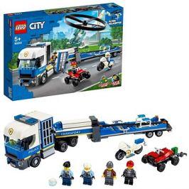 LEGO City Police 60244 Přeprava policejního vrtulníku