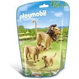 Playmobil 6642 Lví rodinka