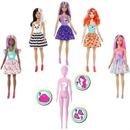 Barbie Color reveal Barbie vlna 1