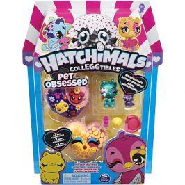 Hatchimals Letní série čtyřbalení s7