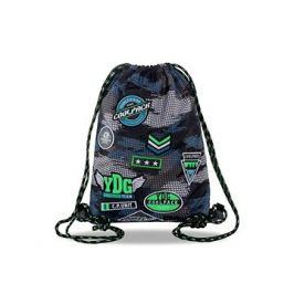 Coolpack Sprint šedý/zelený