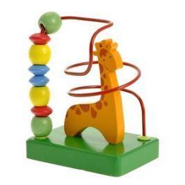 Woody Motorický labyrint - Žirafa Naučné