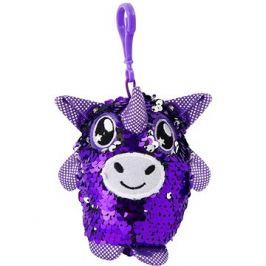Glitter Palz - malý jednorožec - fialový