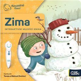 Kouzelné čtení Minikniha pro nejmenší - Zima