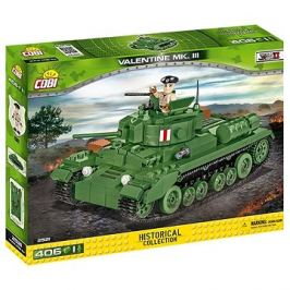 Cobi Infantry Tank Mk. III Valentine