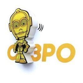 3D Mini světlo Star Wars C-3PO