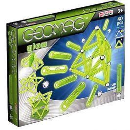 Geomag - Kids Glow 40 dílků