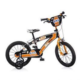 Dino Bikes 12 orange/black