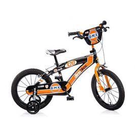 Dino Bikes 16 orange/black