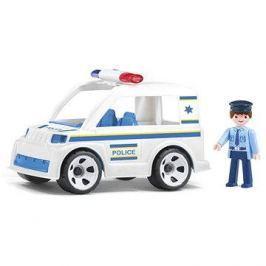IGRÁČEK Handy - Policejní auto s policistou