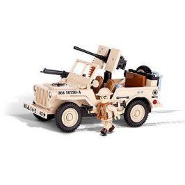 Cobi 24093 Jeep Willys Severní Afrika