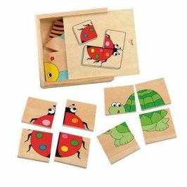 Woody Minipuzzle - Beruška Puzzle