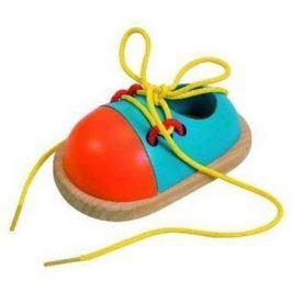 Woody Šněrovací botička