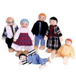 Woody Panenky do domečku Klasické panenky