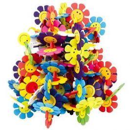 Dřevěná spojovací hra květina