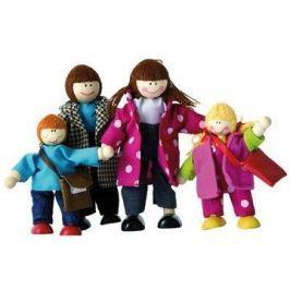Woody Panenky do domečku - Rodinka Klasické panenky