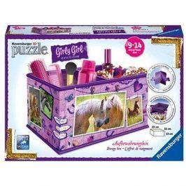 Ravensburger 3D 120727 Úložná krabice Kůň