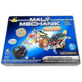 Malý mechanik - Motorka