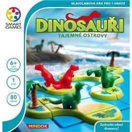 Smart - Dinosauři - Tajemné ostrovy