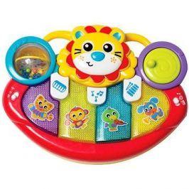 Playgro – Multifunkční hudební nástroj lvíček