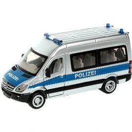 Siku Super – Policejní minibus Mercedes